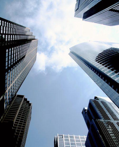 chicago skyline - cropped
